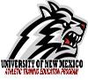 UNM, Athletic Training Education Program logo