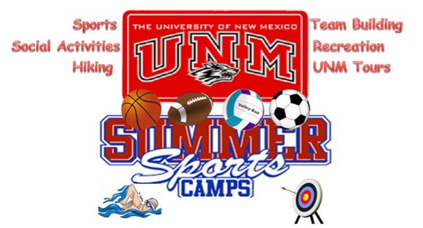 UNM Summer Kids Camp