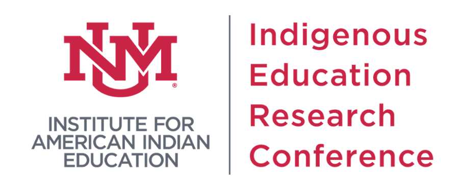 Indigenous Education Research Conference logo